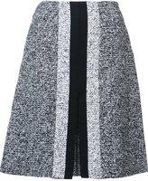 Carolina Herrera A-line mini skirt