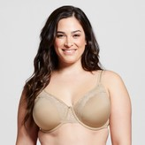 Bali Women's One Smooth U® Ultra Light Lift with Lace Underwire Bra 3L97