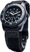 Smith & Wesson Men's SWW-5982 Commando Black Nylon Strap Watch