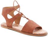 Lucky Brand Women's Sandals UMBER - Umber Feray Suede Sandal - Women