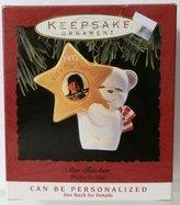Hallmark 1993 Ornament Star Teacher Photo Holder by