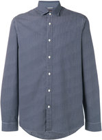 Michael Kors triangle shirt - men - Cotton - S