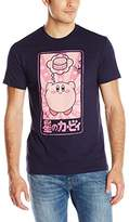 Kirby Men's Hamburger T-Shirt