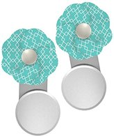 The First Years Quick Cover Creator Nursing Cover Clips - Blue