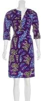 Marni Printed Knee-Length Dress