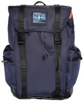 Superdry New Mens Blue City Breaker Polyester Backpack Backpacks