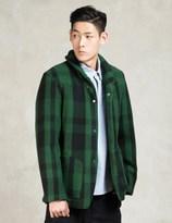 Garbstore Green Rydal Shawl Jacket