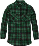 Brave Soul Womens/Ladies Scott Classic Check Flannel Shirt (M)