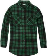 Brave Soul Womens/Ladies Scott Classic Check Flannel Shirt (S)