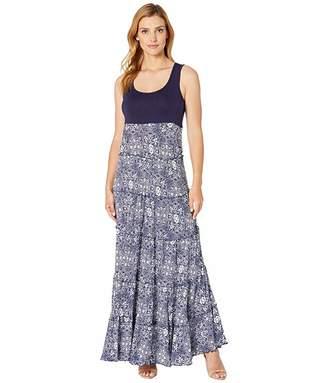Karen Kane Topanga Tiered Dress