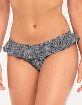 Freya Womens Run Wild Cheeky Italini Bikini Brief Bikini Bottoms