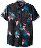 Rip Curl Men's Manzanillo Short Sleeve Shirt