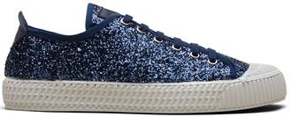 Car Shoe Glitter Supernova low-top sneakers