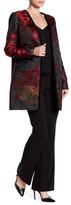 T Tahari Lanie Long Jacket