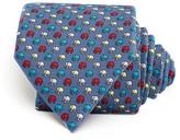 Thomas Pink Multi Elephant Print Classic Tie