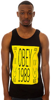 Obey The Acid Beat Tank Top