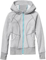 Athleta Girl Heathered Hangout Hoodie
