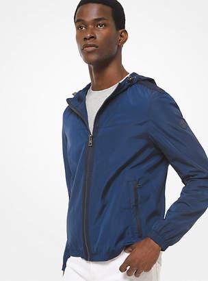 Michael Kors Tech Hooded Jacket