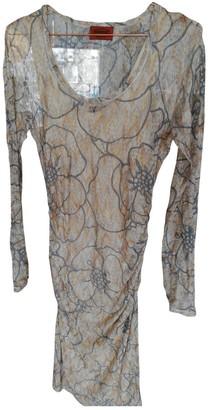 Missoni Beige Lace Dress for Women