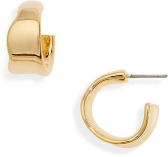 Jenny Bird Small Ora Hoop Earrings