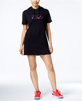 Fila Hooded Logo Dress
