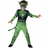 Asstd National Brand Wild Kratts Quality Cheetah 2-pc. Dress Up Costume