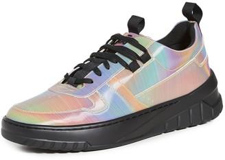 HUGO BOSS Madison Iridescent Tennis Sneakers