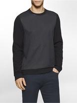 Calvin Klein Premium Slim Fit Ponte Sweater