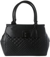 GUESS Rebel Roma Matte Satchel
