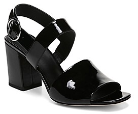 Via Spiga Women's Evelyne Block Heel Sandals