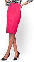 New York & Co. 7th Avenue - Pencil Skirt - Modern - All-Season Stretch
