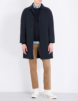 United Arrows Technical shell overcoat