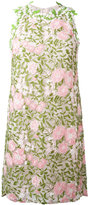 Giambattista Valli floral motif dress - women - Silk/Cotton/Polyester/Polyimide - 46