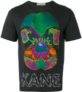 Christopher Kane jumbo pansy T-shirt - men - Cotton - XS