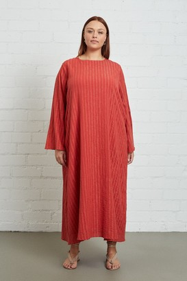 White Label Gauze Leda Dress - Plus Size