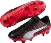 Puma evoPOWER Vigor 4 Gaphic FG JR Firm Ground Soccer Cleats