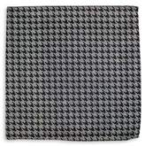 The Tie Bar Houndstooth Pocket Square