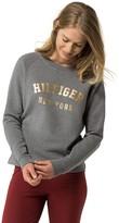 Tommy Hilfiger Gold Signature Sweatshirt