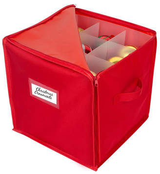 Simplify 27 Count Stackable Christmas Ornament Storage Box