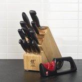 Crate & Barrel ZWILLING ® J.A. Henckels Four Star 13-Piece Knife Block Set