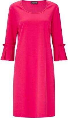 James Lakeland Pleated Cuff Dress