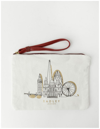 Radley London At Dawn Small Ziptop Wristlet