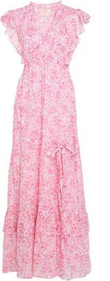Banjanan Gabriela Floral-Printed Cotton Dress