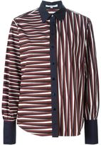 Carven striped shirt