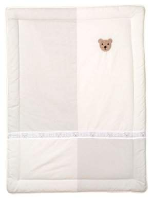 Schardt 3/660 A Teddy Crawling Blanket 100 x 135 cm Beige