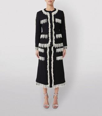 Huishan Zhang Victoria Embellished Skirt