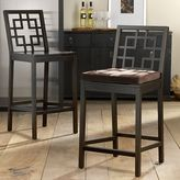Overlapping-Squares Barstool + Counter Stool