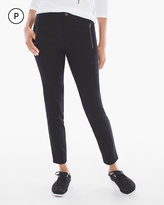 Chico's Beverly Zip-Pocket Ankle Pants