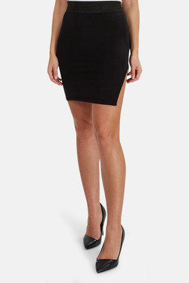 Alexander Wang Modal Side Slit Skirt