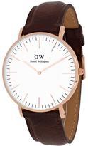 Daniel Wellington Classic Bristol Collection 0511DW Women's Analog Watch